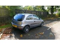 Corsa C. Low miles. Cheap insurance and Tax.