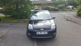 Ford fiesta ST (2007) Black