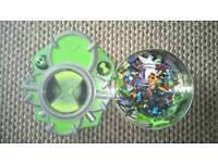 Ben 10 creation chamber and creations