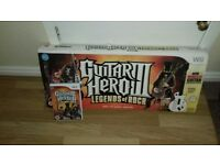 Guitar Hero for Nintendo Wii -Legends of Rock