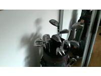 Mizuno t-p21 golf irons