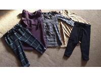 Girls clothes 18-24 months