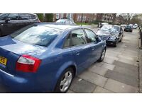 Audi A4 2.0 4dr Executive 52 Reg