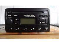 RDS ford cd radio