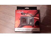 Cherub intonation trainer chromatic tuner metronome tone generator for music teaching
