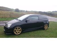 Honda Civic Type R Supercharged 297 BHP STUNNING MACHINE