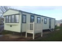 PET FRIENDLY 4 BERTH CARAVAN AT SAND LE MERE HOLIDAY PARK, WITHERNSEA, YORKSHIRE COAST