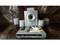 Dvd. Dolby 5.1 surround sound system.