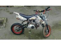 Pit bike 220