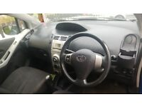 ****SOLD**** Spares or repair toyota yaris 2006