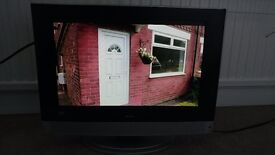 """Bush HD TV Dvd combo 19"""" with freeview"""