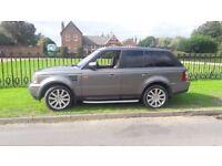 2008 Range Rover Sport Hse Tdv8