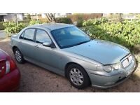 Rover 75 2 litre cdri for sale.