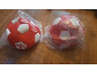 Box of 50 new Brasil 2014 Footballs
