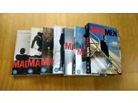 Mad Men CD's complete set all 7 seasons