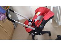 Doona car seat( Sold pending collection )