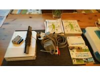 wii console with lots of extras