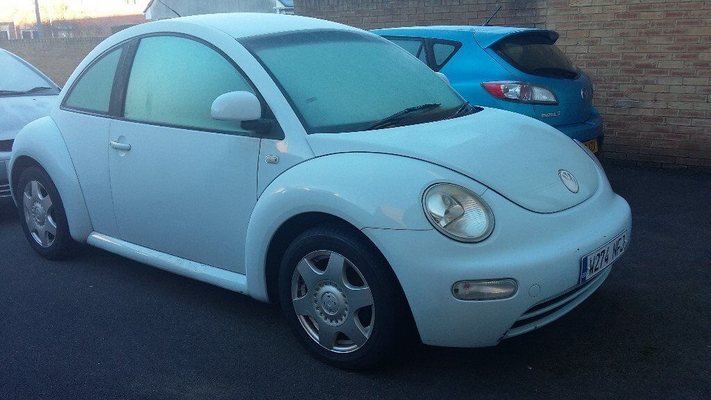 Volkswagen Vw Beetle 2000 2 0 R Light Blue