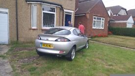 Ford Puma 1.7 Low Mileage 84k New MOT Very Clean Example