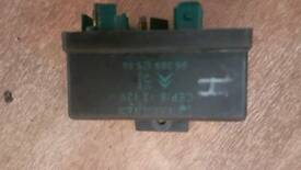 Citroen dispatch fiat scudo Peugeot Berlingo glow plug relay