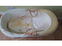 !!! Mothercare moses basket with stand £ 15 @ Woodley Reading !!!