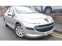 2007 Peugeot 207 1.4 HDi S 5dr Hatchback, Warranty & Breakdown Available, £1,995 p/x welcome