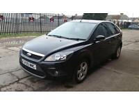 2009 Ford Focus zetec 1.6 petrol 5 door hatchback genuine low mileage