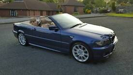 2003 bmw m sport convertible....only 87.000 miles