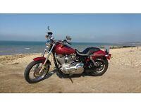 Harley-Davidson Dyna Super Glide Custom FXDCI