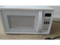 Microwave oven - all digital. RRP £60