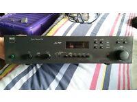 NAD 710 AM /FM tuner and amplifer