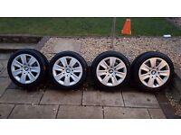 BMW Winter Tyres / Wheels / Trims