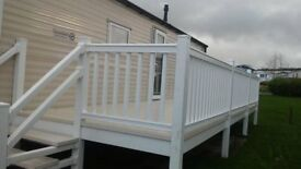 Craig Tara Caravan for Hire - 8 berth - 3 Bed - Prestige Model