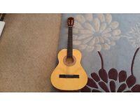 Two beginner guitars