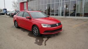2016 Volkswagen Jetta 1.4 Tsi, Automatic, Heated seats, Sun roof