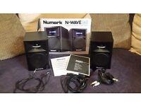 *CHEAP* Numark N-Wave 360 Desktop DJ Monitor Speakers