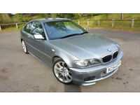 BMW 320 CI 2.2 M Sport, 2004, 56k, Long Mot, Leather Interior & HPI Clear £2795 Reduced