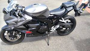 2009 Hyosung GT Lams Approved bike, REG,RWC & Transfer costs Incl Frankston North Frankston Area Preview