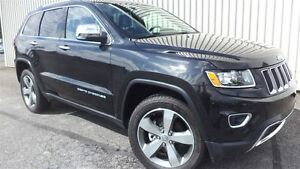 2015 Jeep Grand Cherokee Limited==NAV