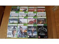 Xbox 360 Game Bundle x 16 games