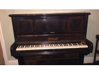 Upright Piano - Free to a good home! Collection only