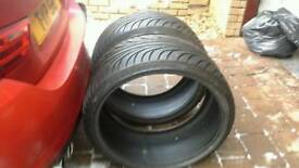 20 INCH TOYO TYRES