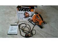 Worx professional WX473.1 jigsaw for sale £20