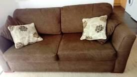 Furniture Village sofa bed