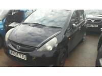 Honda jazz petrol manual breaking for parts