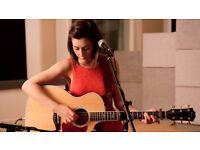 WEDDING SINGER - Leeds - Female Acoustic