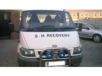 Ford Transit Recovery Truck (2001 reg)