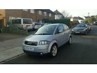 2002 52 REG AUDI A2 1.4 SEE 5 DOOR HATCHBACK