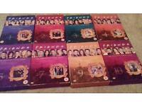 Friends series dvds