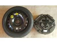 Astra j spare wheel , Jack and tools